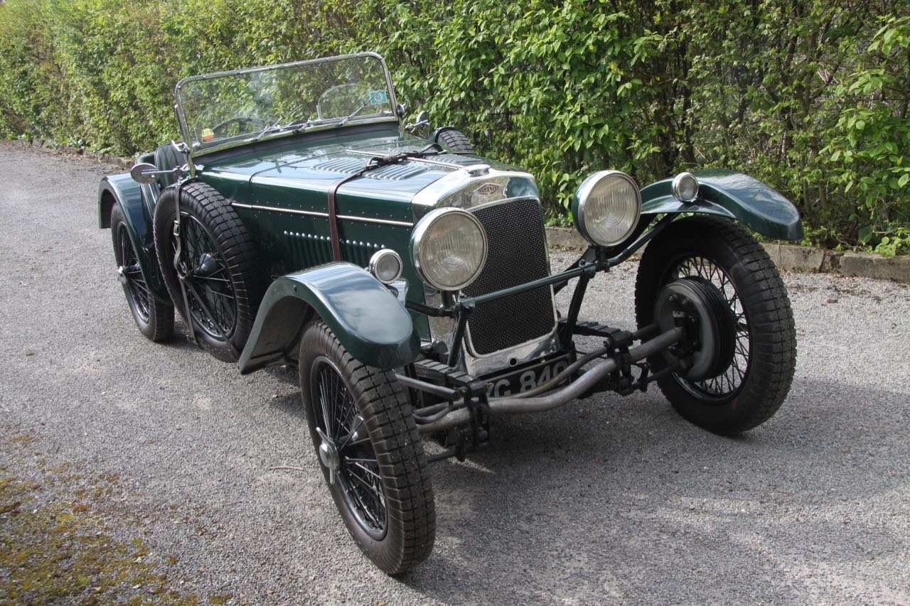 1935 Frazer Nash TT Rep Rep Freshly rebuilt with fresh Meadows SOLD (picture 4 of 6)