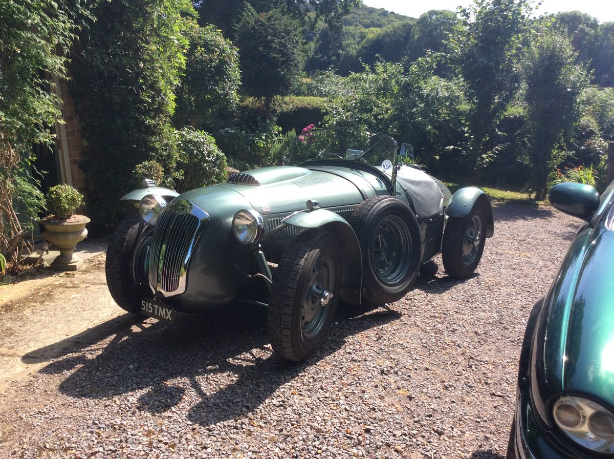 1958 Frazer Nash. Le Mans Rep rep For Sale (picture 1 of 6)