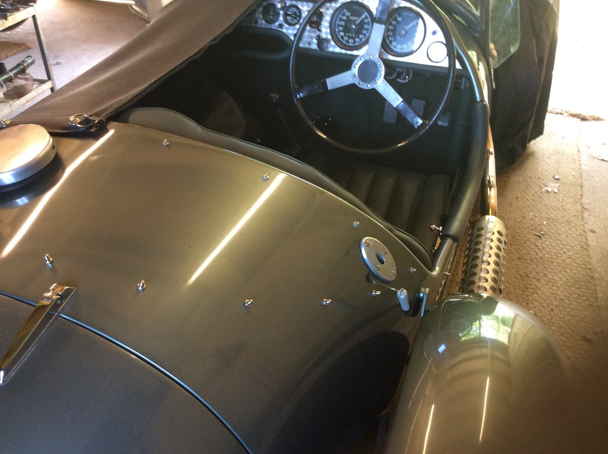 1958 Frazer Nash. Le Mans Rep rep For Sale (picture 5 of 6)