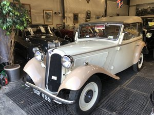 1936 Frazer Nash BMW 315 Cabriolet