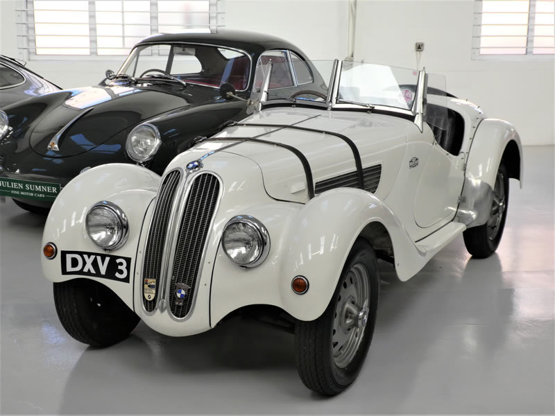 1938 Frazer-Nash BMW 328 For Sale (picture 1 of 6)