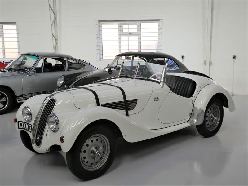 1938 Frazer-Nash BMW 328 For Sale (picture 2 of 6)