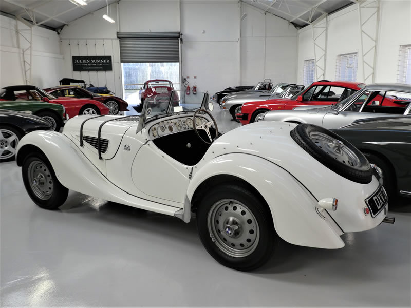 1938 Frazer-Nash BMW 328 For Sale (picture 3 of 6)