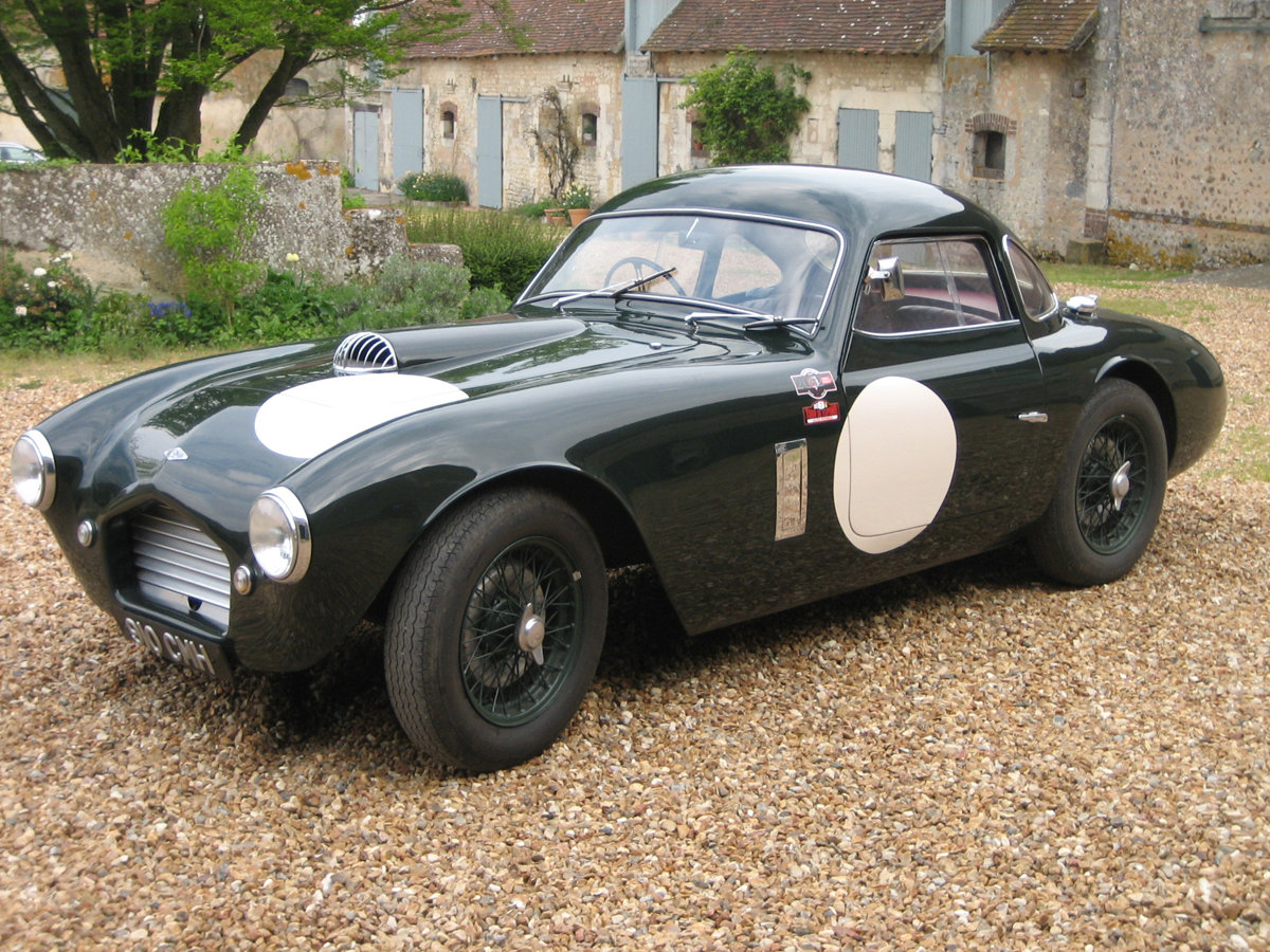 1954 Frazer Nash Le Mans Fixed Head Coupe For Sale (picture 1 of 6)