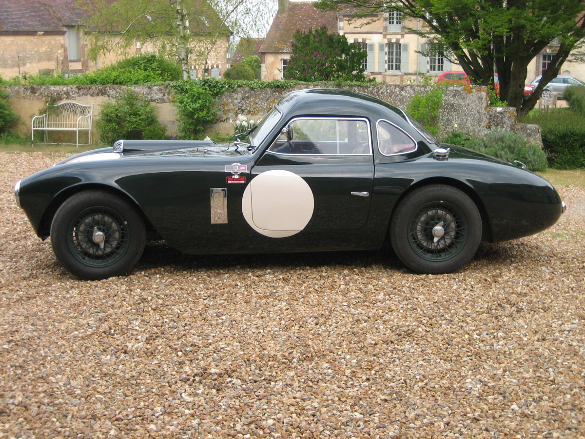 1954 Frazer Nash Le Mans Fixed Head Coupe For Sale (picture 2 of 6)