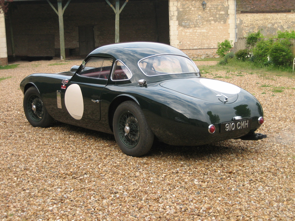 1954 Frazer Nash Le Mans Fixed Head Coupe For Sale (picture 3 of 6)