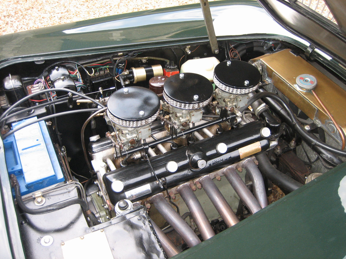 1954 Frazer Nash Le Mans Fixed Head Coupe For Sale (picture 4 of 6)