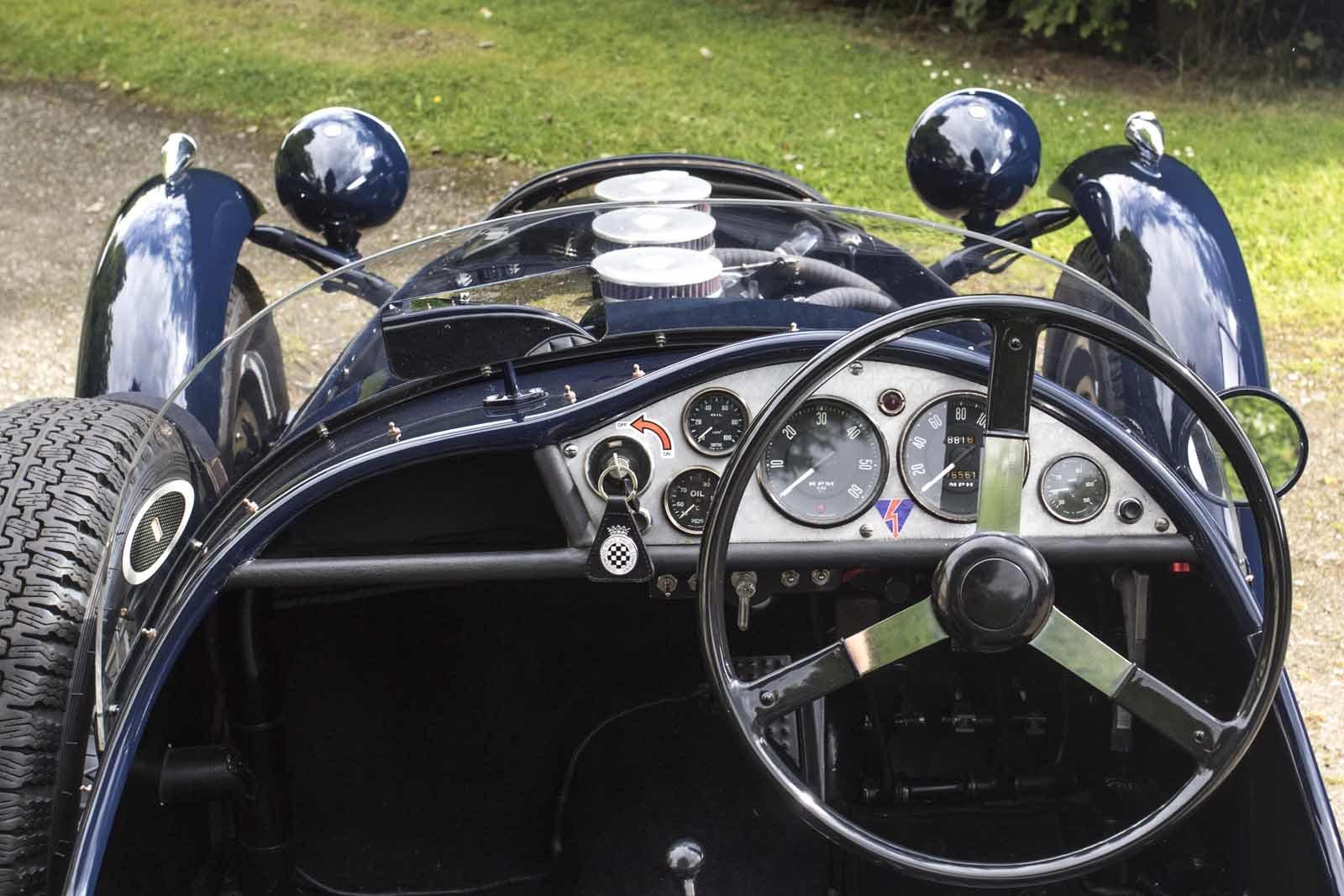 1953 Frazer Nash Le Mans Replica MkII For Sale (picture 5 of 6)