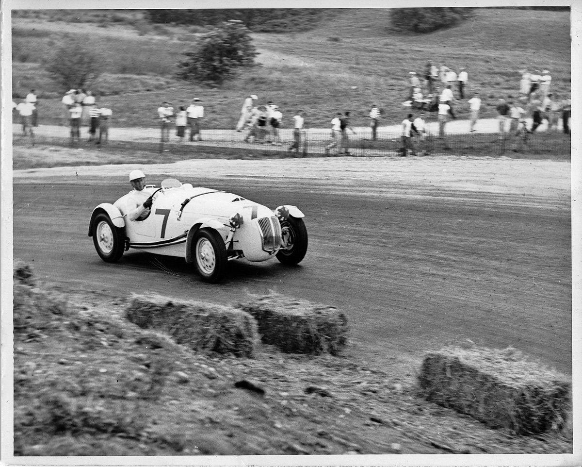 1950 Frazer Nash Le Mans Replica For Sale (picture 1 of 6)