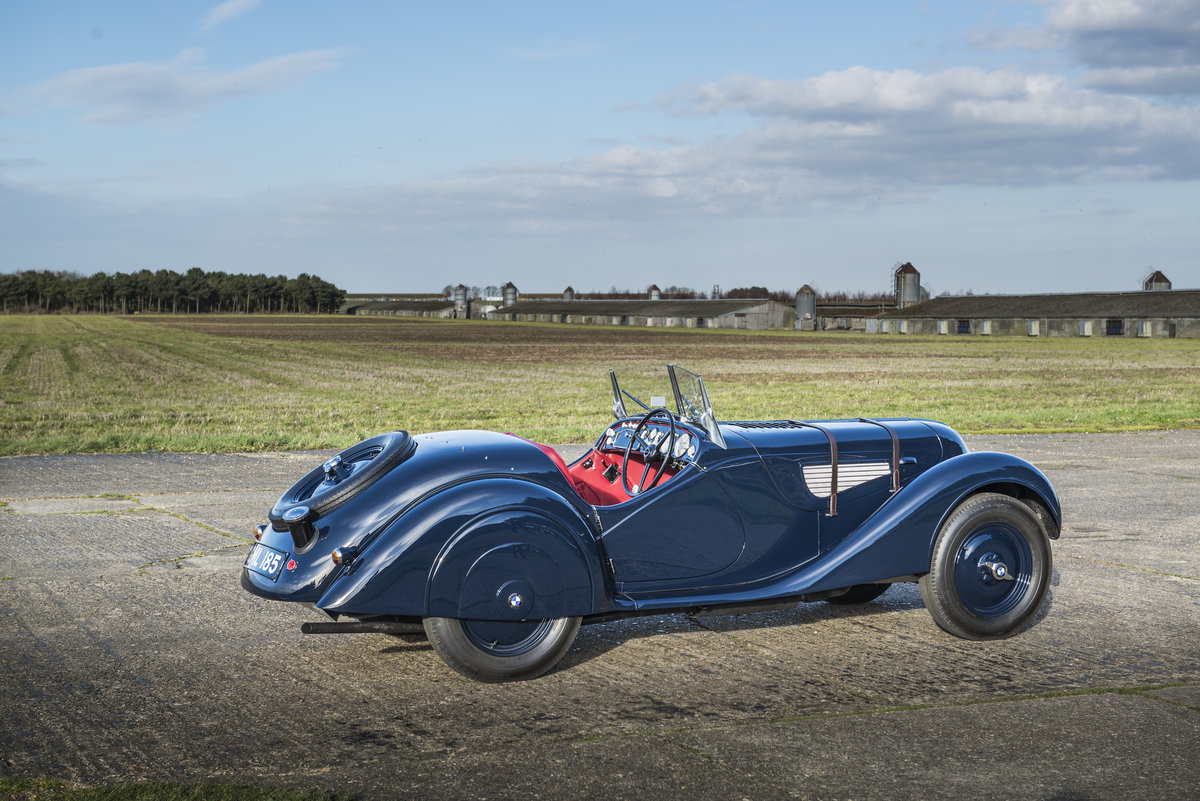 1937 Frazer Nash BMW 328 Roadster For Sale (picture 1 of 6)