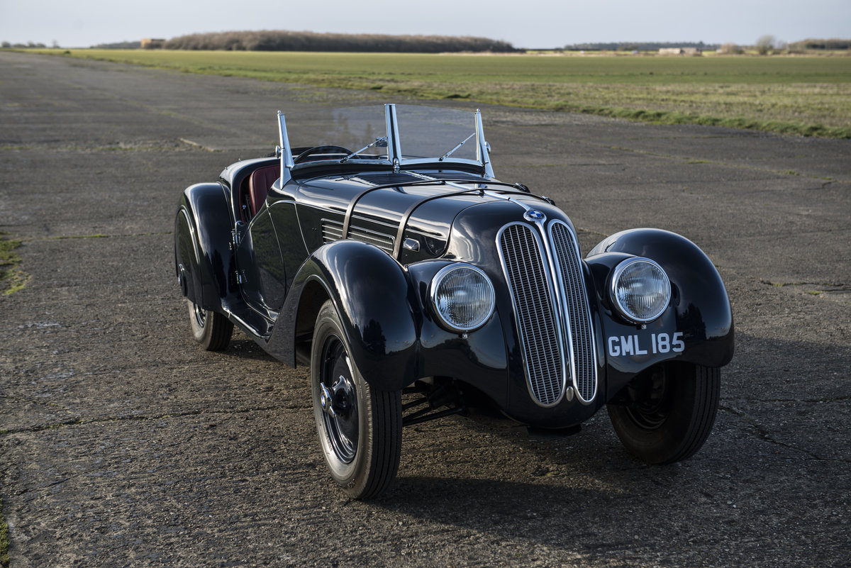 1937 Frazer Nash BMW 328 Roadster For Sale (picture 2 of 6)