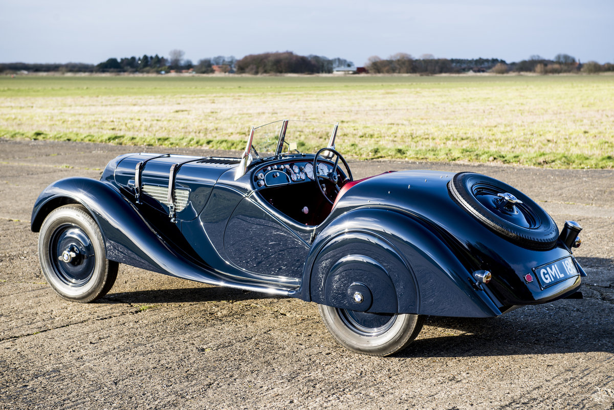 1937 Frazer Nash BMW 328 Roadster For Sale (picture 3 of 6)