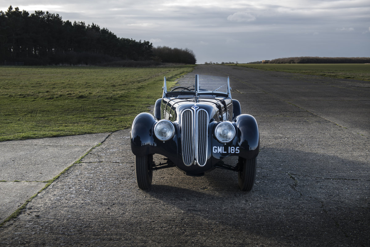 1937 Frazer Nash BMW 328 Roadster For Sale (picture 4 of 6)