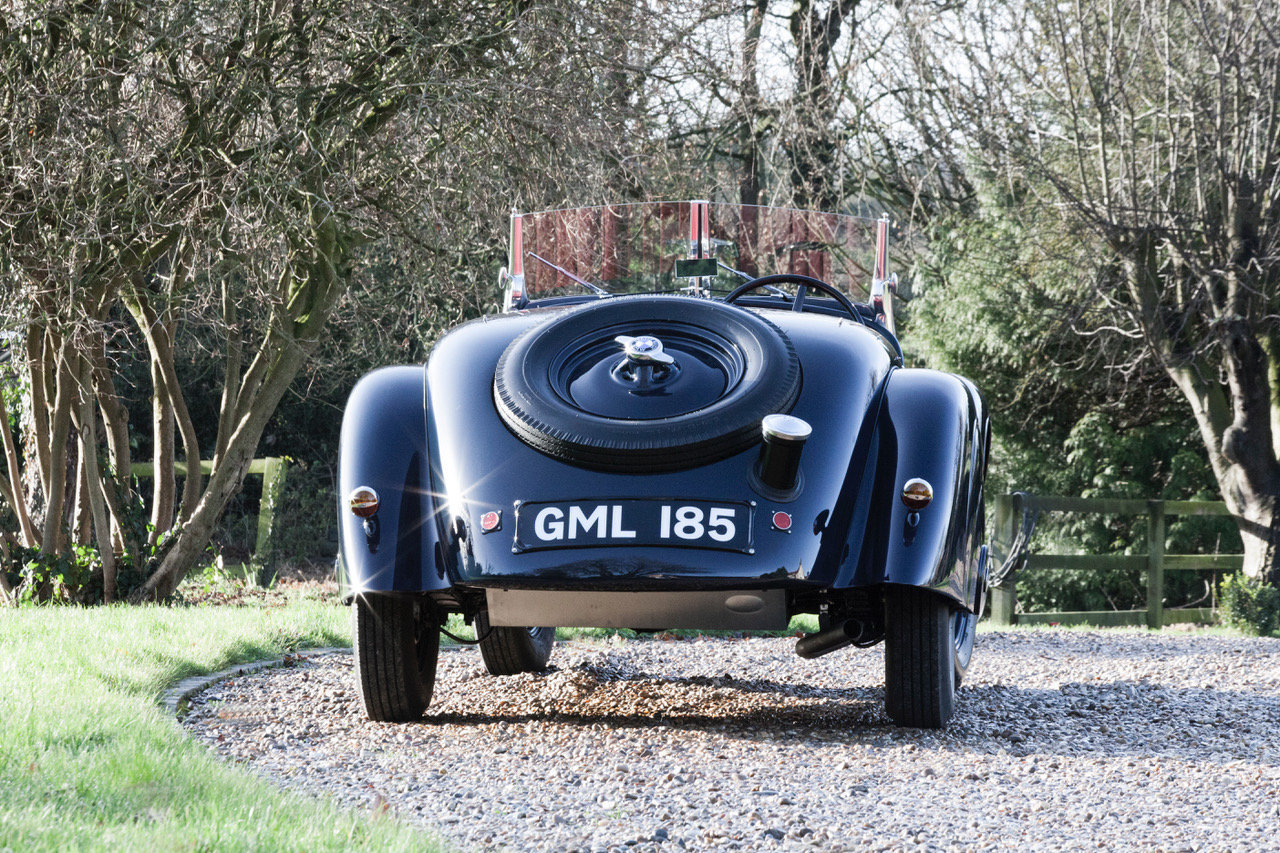 1937 Frazer Nash BMW 328 Roadster For Sale (picture 5 of 6)