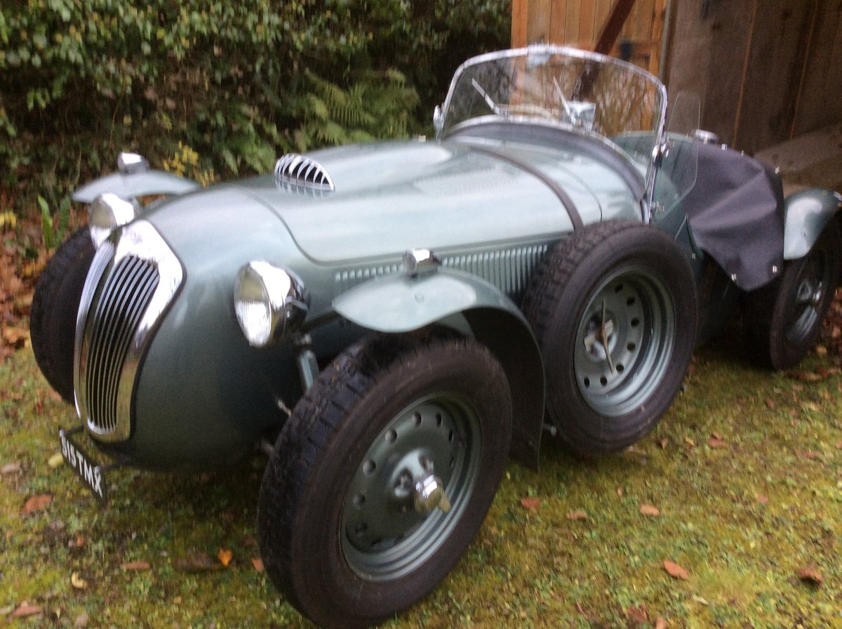 1959 Frazer Nash Le Mans Rep  For Sale (picture 1 of 6)