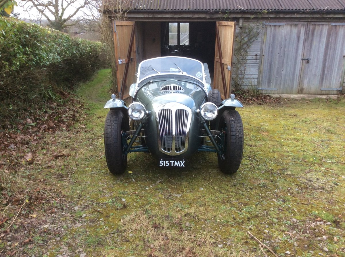 1959 Frazer Nash Le Mans Rep  For Sale (picture 2 of 6)