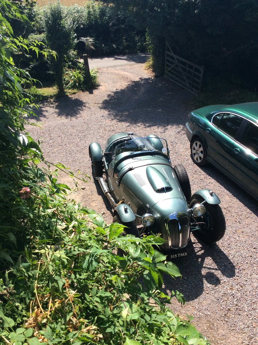 1959 Frazer Nash Le Mans Rep  For Sale (picture 3 of 6)