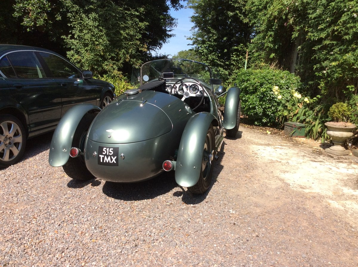 1959 Frazer Nash Le Mans Rep  For Sale (picture 6 of 6)