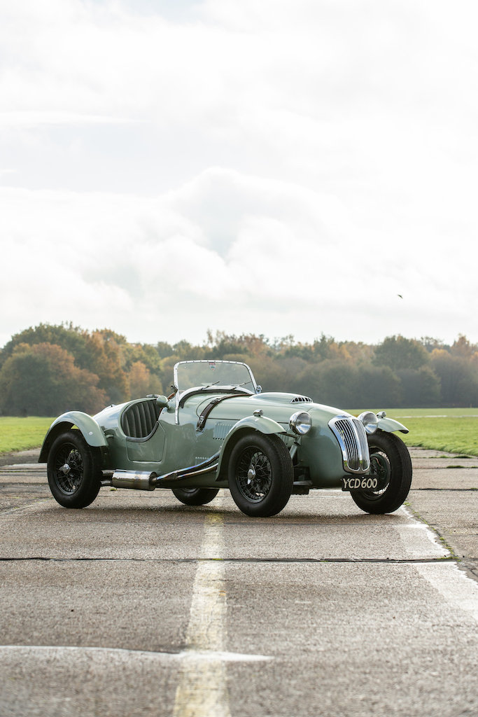1950 Frazer Nash Le Mans Rep by Crosthwaite and Gardiner For Sale (picture 1 of 9)