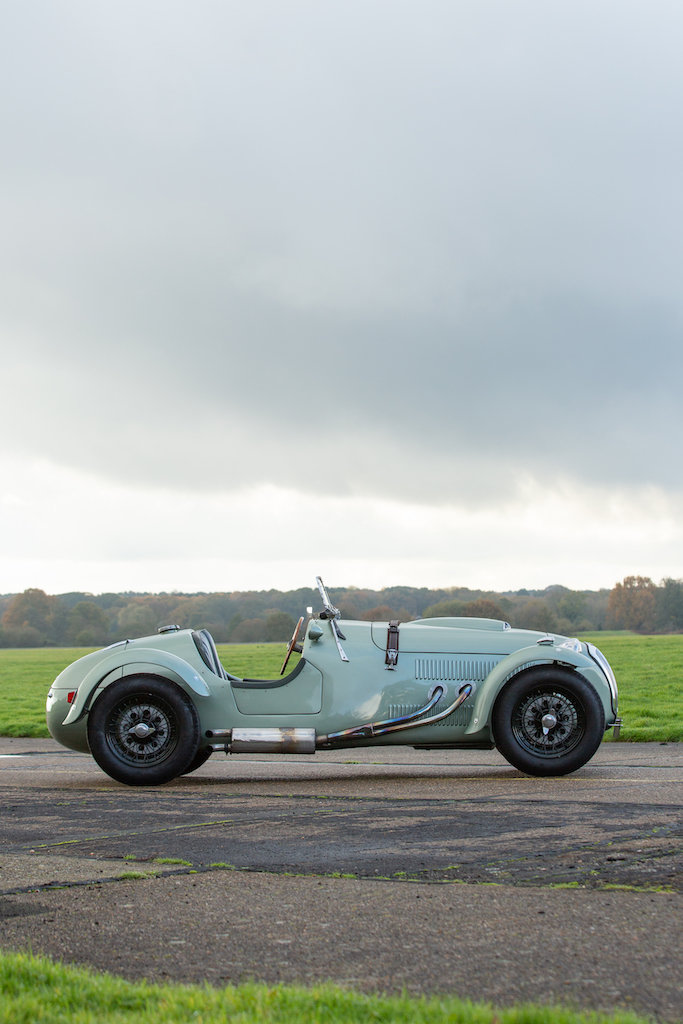 1950 Frazer Nash Le Mans Rep by Crosthwaite and Gardiner For Sale (picture 2 of 9)