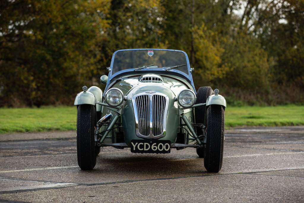 1950 Frazer Nash Le Mans Rep by Crosthwaite and Gardiner For Sale (picture 3 of 9)