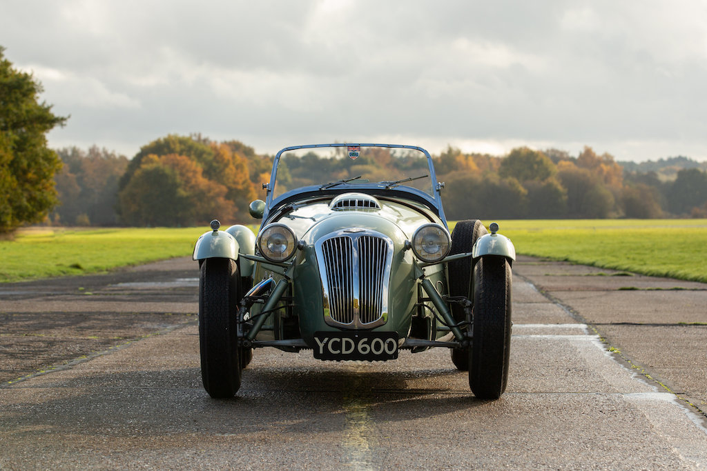 1950 Frazer Nash Le Mans Rep by Crosthwaite and Gardiner For Sale (picture 4 of 9)