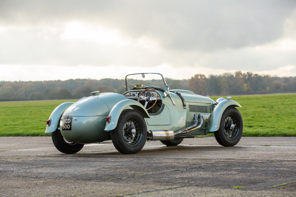 1950 Frazer Nash Le Mans Rep by Crosthwaite and Gardiner For Sale (picture 5 of 9)