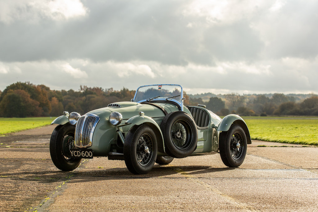 1950 Frazer Nash Le Mans Rep by Crosthwaite and Gardiner For Sale (picture 6 of 9)