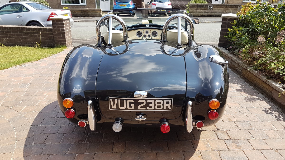 1977 AC Cobra Replica with Stainless Side Pipes SOLD (picture 3 of 6)