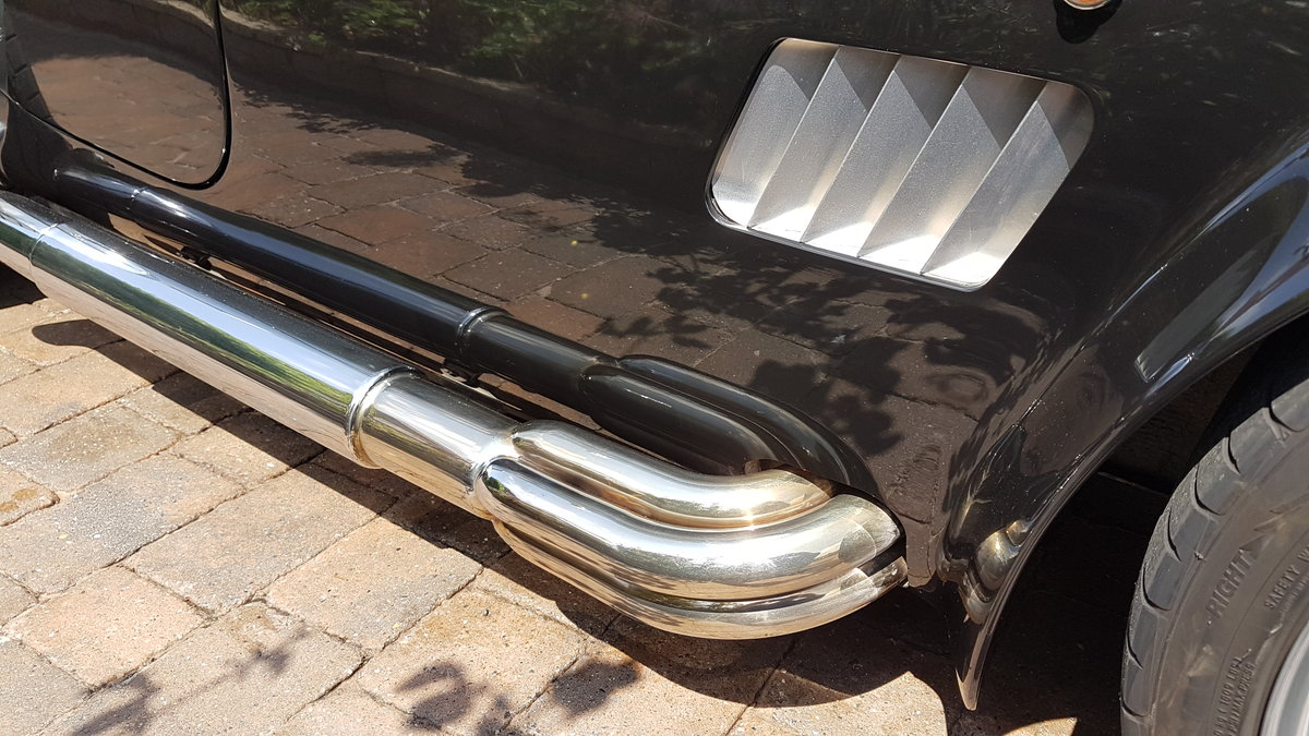 1977 AC Cobra Replica with Stainless Side Pipes SOLD (picture 5 of 6)