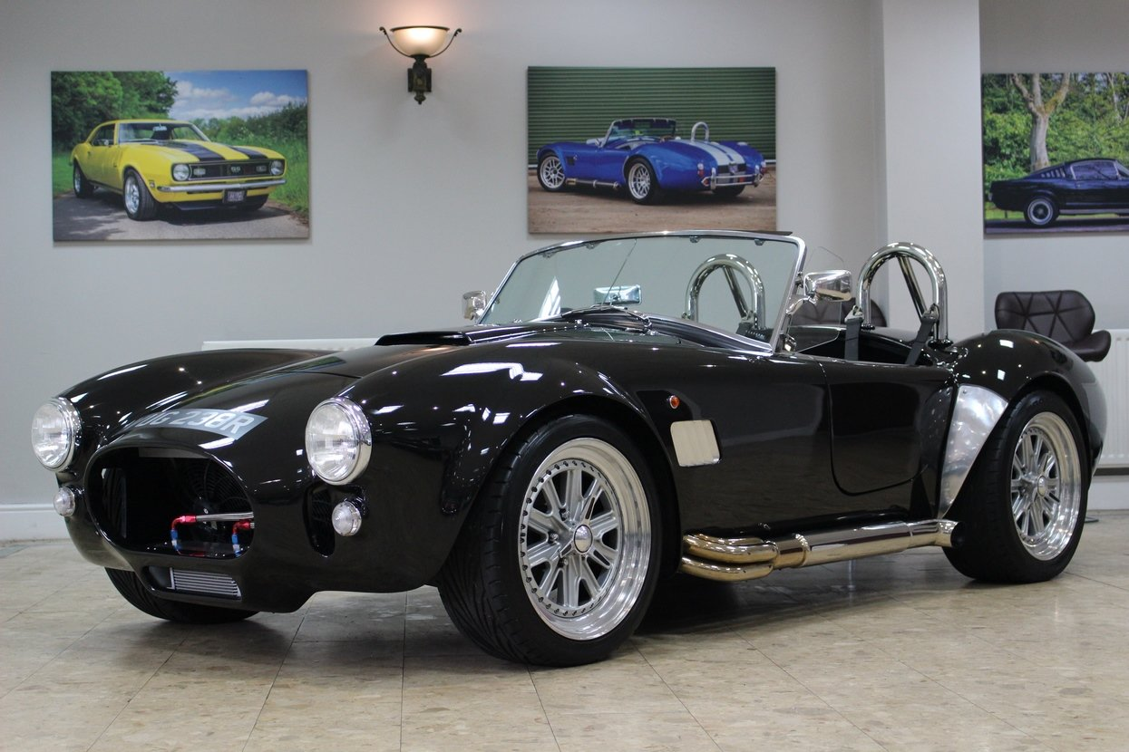 1977 2008 Gardner Douglas GD427 Cobra 6.3 V8 T-5 Manual 430BHP For Sale (picture 1 of 10)