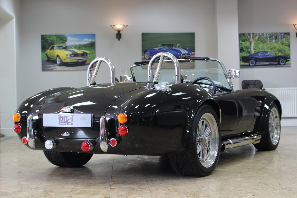1977 2008 Gardner Douglas GD427 Cobra 6.3 V8 T-5 Manual 430BHP For Sale (picture 3 of 10)