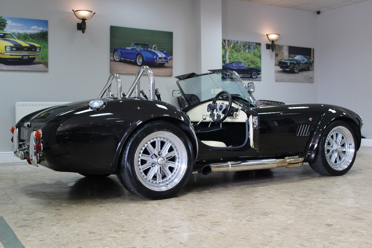 1977 2008 Gardner Douglas GD427 Cobra 6.3 V8 T-5 Manual 430BHP For Sale (picture 6 of 10)