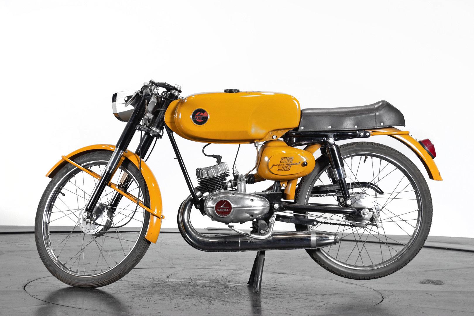 GARELLI - JUNIOR 5M - 1965 For Sale (picture 1 of 6)