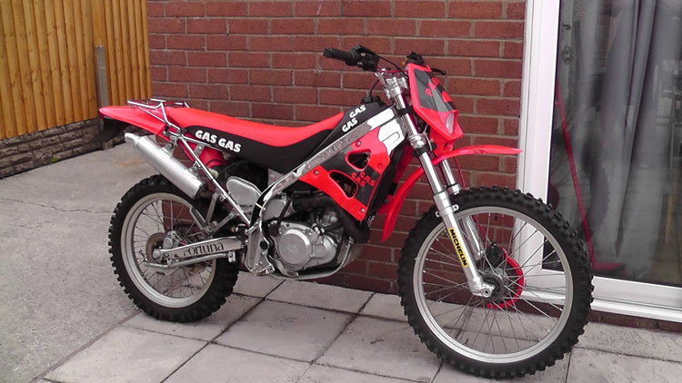 1996 1999 Gas Gas Pampera May px For Sale (picture 1 of 6)