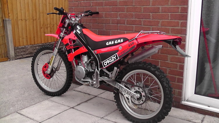 1996 1999 Gas Gas Pampera May px For Sale (picture 2 of 6)