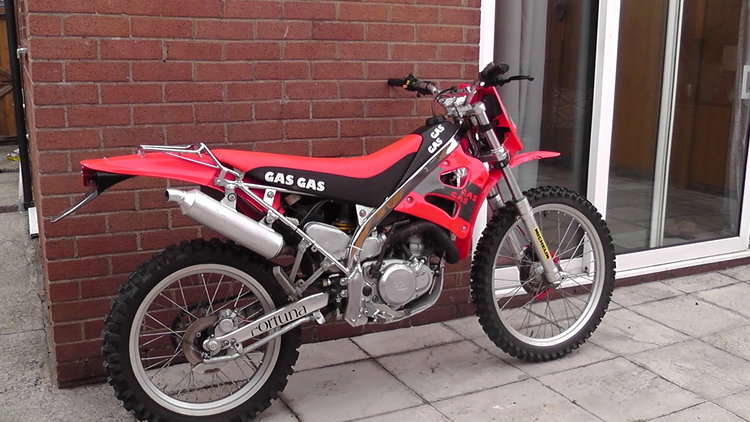 1996 1999 Gas Gas Pampera May px For Sale (picture 4 of 6)