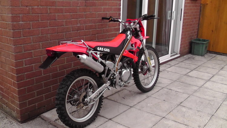 1996 1999 Gas Gas Pampera May px For Sale (picture 5 of 6)