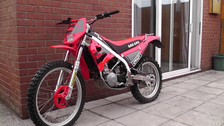 1996 1999 Gas Gas Pampera May px For Sale (picture 6 of 6)