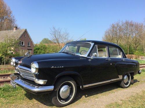 1966 GAZ Volga M21R Limousine For Sale (picture 1 of 6)
