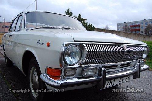 GAZ 24 Volga 1984 For Sale (picture 1 of 6)
