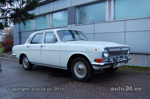 GAZ 24 Volga 1984 For Sale (picture 4 of 6)