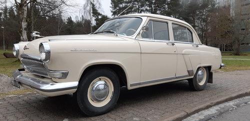 1962 GAZ 21 Volga For Sale (picture 1 of 6)