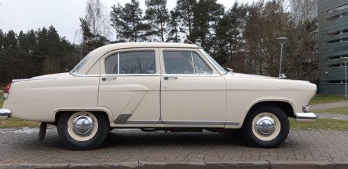 1962 GAZ 21 Volga For Sale (picture 3 of 6)