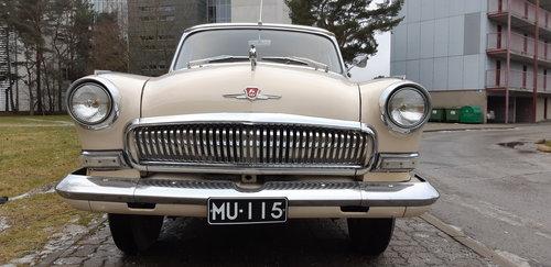 1962 GAZ 21 Volga For Sale (picture 4 of 6)