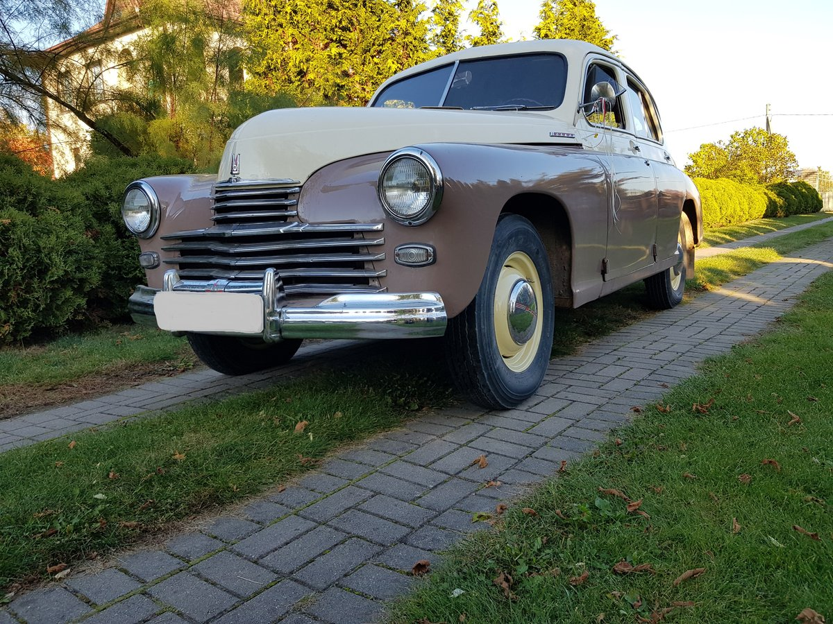 1949 GAZ-M20 Pobeda For Sale (picture 1 of 5)