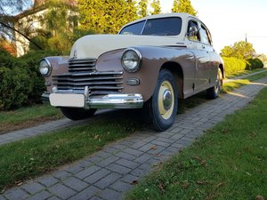 1949 GAZ-M20 Pobeda For Sale