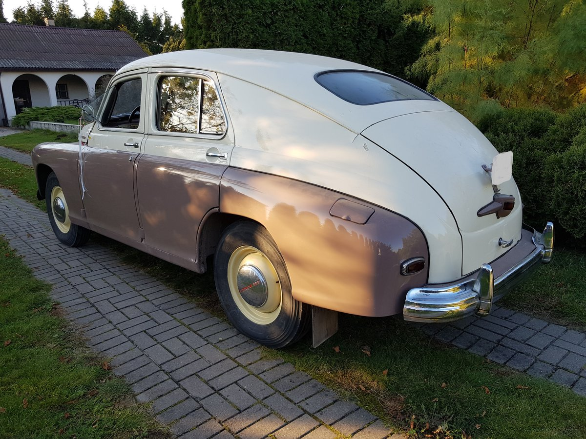 1949 GAZ-M20 Pobeda For Sale (picture 2 of 5)