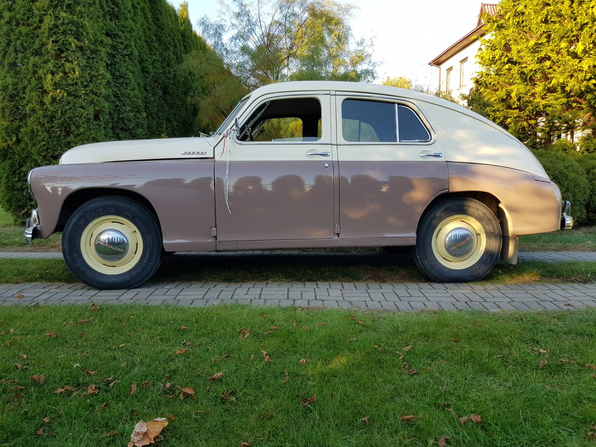 1949 GAZ-M20 Pobeda For Sale (picture 3 of 5)