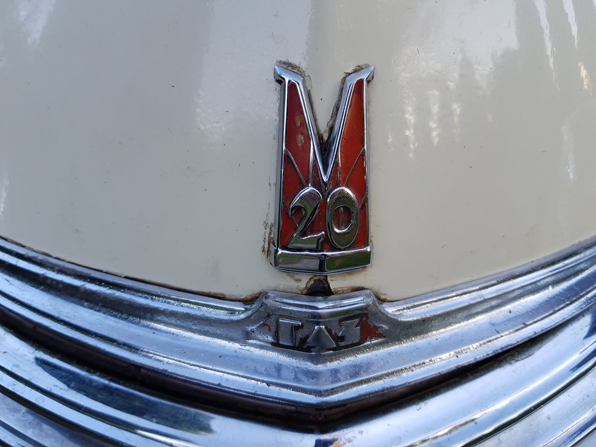 1949 GAZ-M20 Pobeda For Sale (picture 4 of 5)